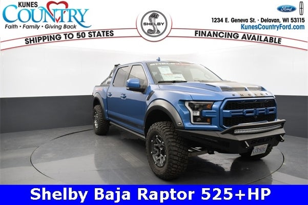 2019 Ford F-150 Shelby Baja Raptor 525+ HP